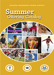Summer Offering Catalog