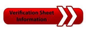 Verification Sheet Information