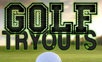 Golf TRY-OUT INFO
