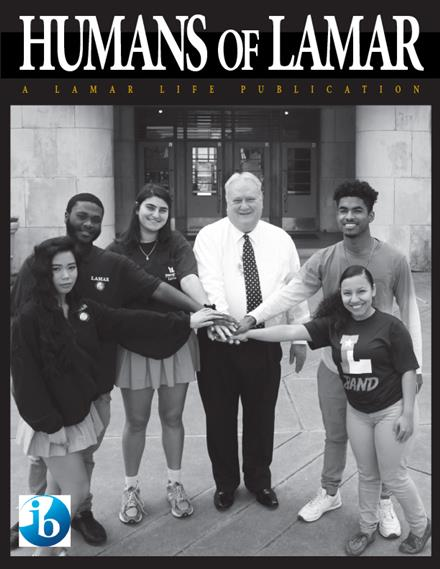 Lamar Life April Issue Humans of Lamar