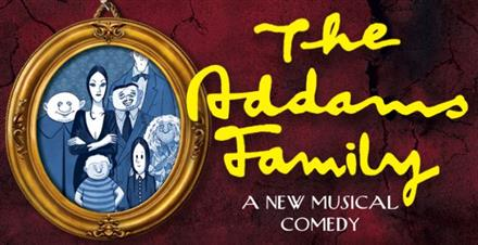 "All-School Musical Auditions ""The Addams Family"""