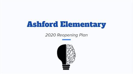 Ashford Reopening Plan 2020