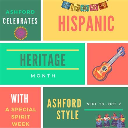 Ashford Celebrates Hispanic Heritage Month