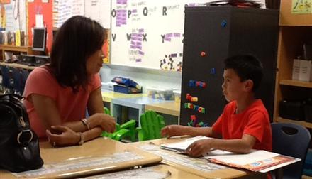 Student-Led Conferences at Briargrove