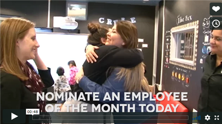 How to nominate a district employee for HISD's Employee of the month