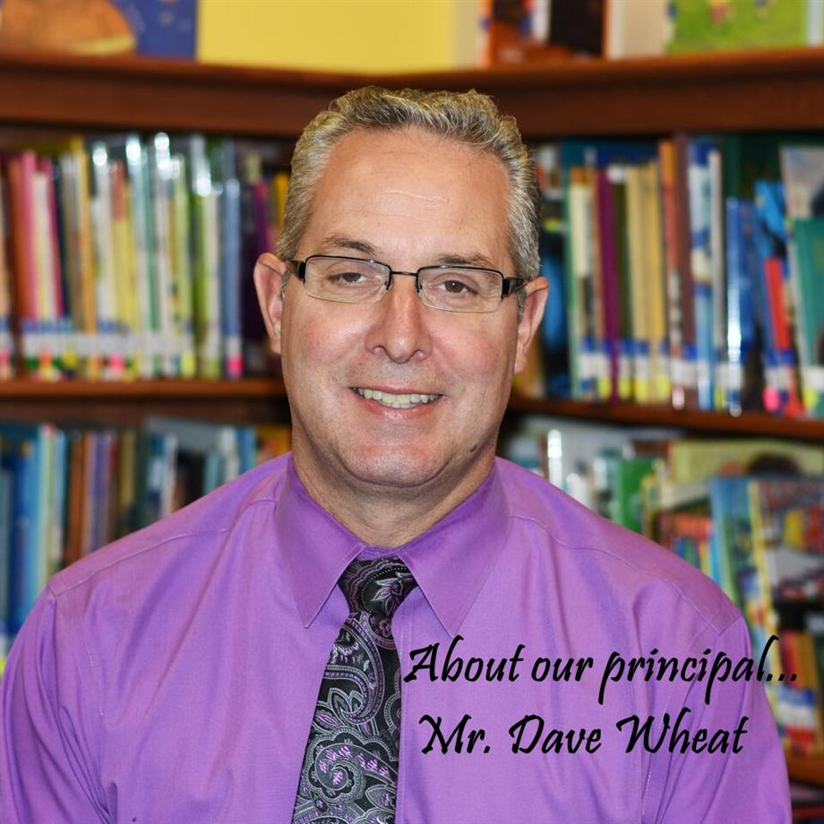 Click here for our Principal's  Bio.