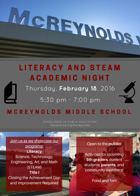 Academic Night