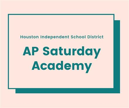Calling all HISD AP Students and Teachers