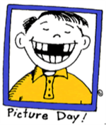 School Pictures Day Thursday, September 27