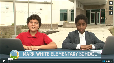 HISD Current Events - Mark White E.S.
