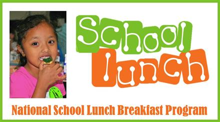 National School Lunch/Breakfast Program applications available online now