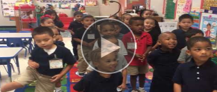 Check out our PreK reciting their vowels in Spanish.