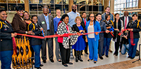 Kashmere HS celebrates grand opening of renovated campus