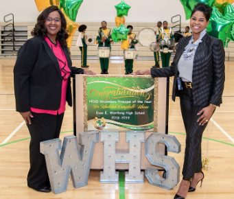 HISD names 2018-19 elementary, secondary Principals of the Year