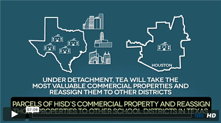 Why is HISD being asked to send $162M to Texas? Long Version