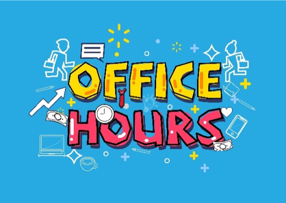 office hours sign