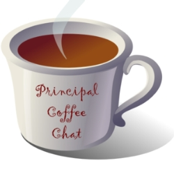 Title 1:  Coffee with the Principal / Titulo 1 Cafe con la Directora