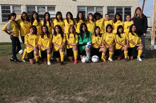 Lady Generals Team 2012