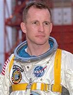 photo of astronaut Ed White