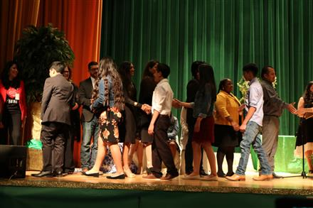 Eighth Grade Promotion Ceremony