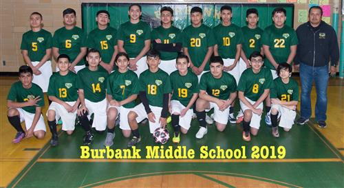 Eagle Boys' Soccer Team Undefeated!