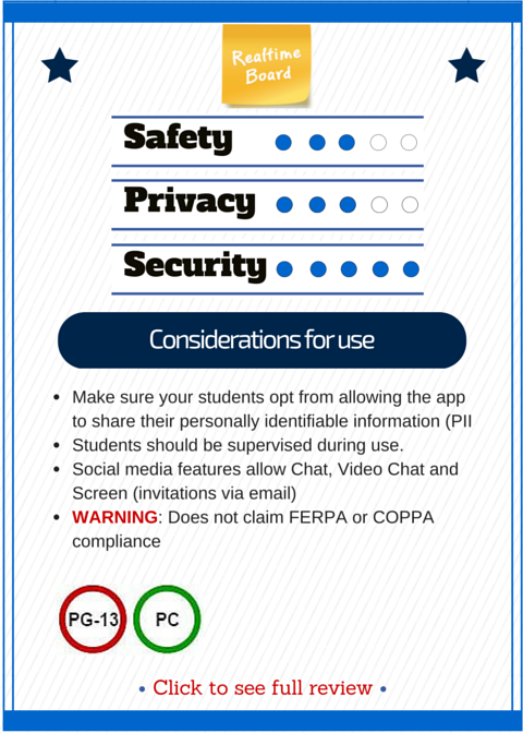 WebApps / Web Apps and their Privacy, Safety and Security