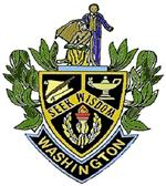 Booker T. Washington High School Shield