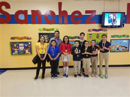 Sanchez Scores Big at UIL!