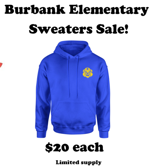 Burbank Sweaters For Sale