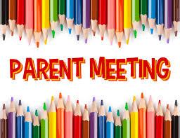 Parent Meeting Dates