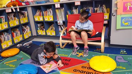 Universal Design for Learning at Neff Early Learning Center