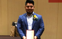 2018 HAABE Elementary Bilingual Teach of the Year