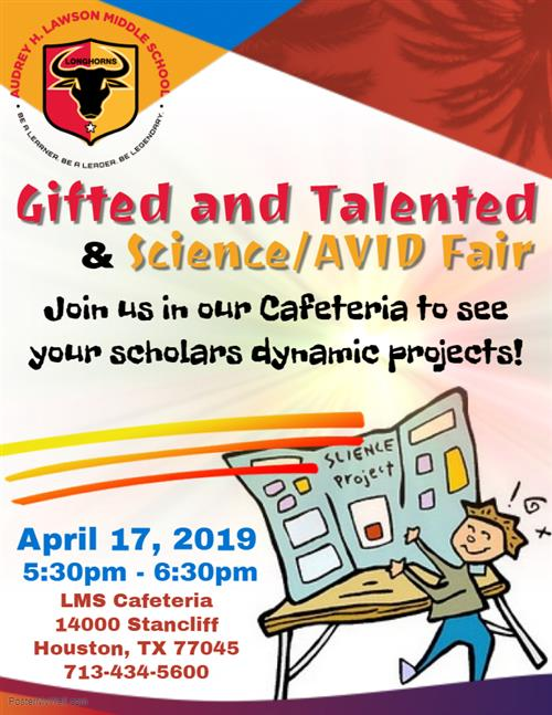 GT/Science Fair