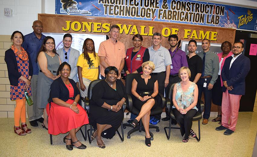 Jones Futures Academy Advisory Board