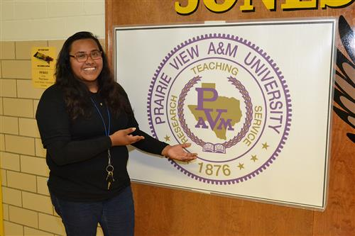 Abraham Watkins' Text Free Texas Scholarship Recipient3
