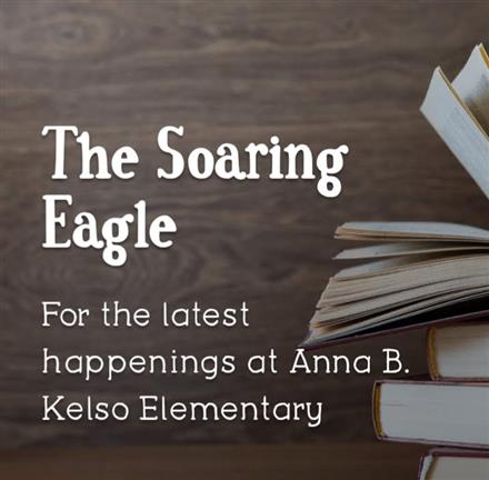 Check out the first edition of  The Soaring Eagles Newsletter