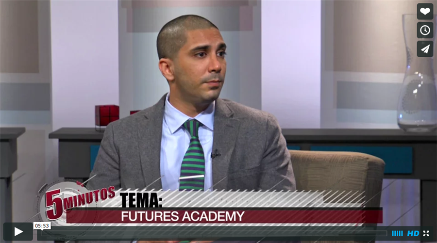 Cinco Minutos: Futures Academy