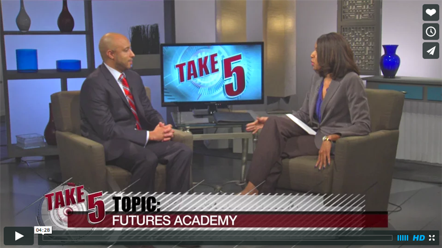 Take Five: Futures Academy