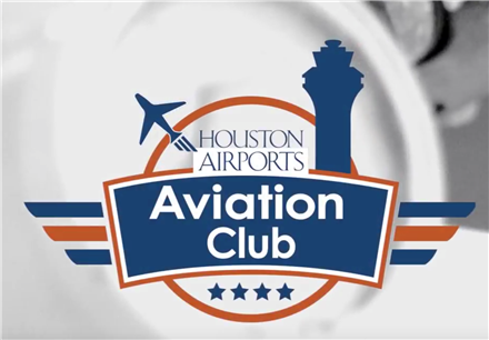 THE HOUSTON AIRPORTS AVIATION CLUB
