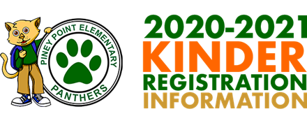 2020-2021 KINDER REGISTRATION