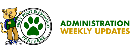 Administration Weekly Updates