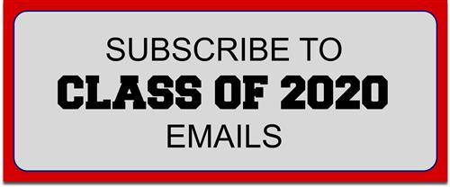 Subscribe to Class of 2020 Emails