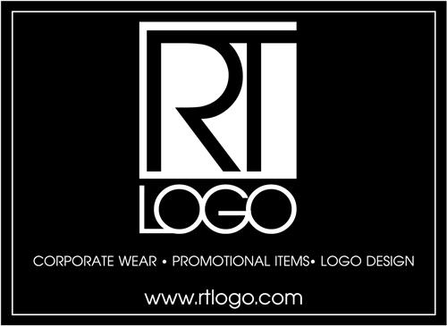 RTlogo - Corporate Wear, Promotional Items, and Logo Design