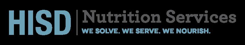 Nutrition Services Department