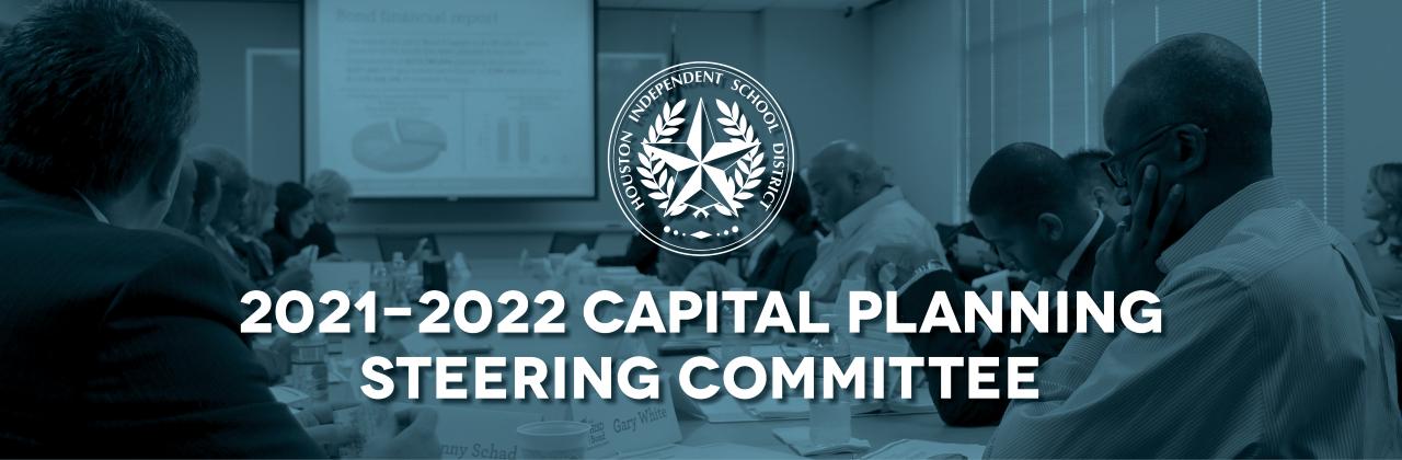 Capital Planning Steering Committee