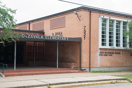 2007 Bond Archive De Zavala Elementary