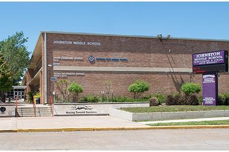 2007 Bond Archive Johnston Middle School