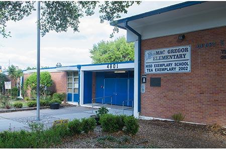 2007 Bond Archive Macgregor Elementary