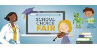 Virtual School Choice Fair - Feria Virtual de Elección de Escuela