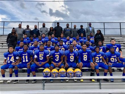 2019 Football Team, Trainers & Coaches